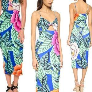 Mara Hoffman Flora Stone Midi Dress